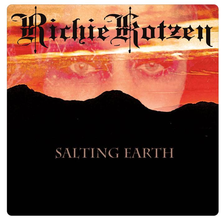 Richie Kotzen 最新アルバム Salting Earth