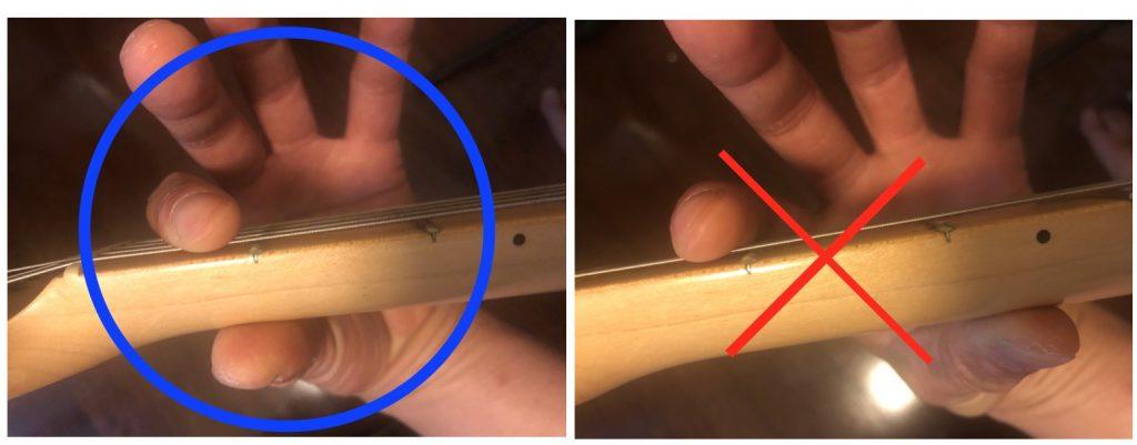 エレキギター初心者講座 Fコード完全攻略〜きれいに音を鳴らすコツ,代用しても良い!!